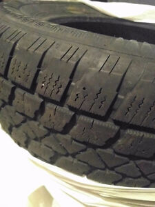 Amazing winter tires
