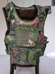 Or best offer Tactical army vest MOLLE airsoft/ paintball