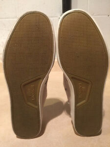 Men's Lacoste Leather Shoes Size 11 London Ontario image 3