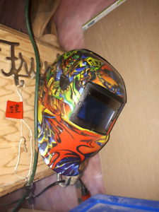 new welding helmet