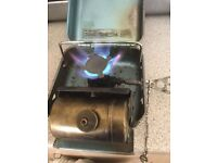 Optimus stove 8r petrol cooker camping compact carp fishing free post free delivey