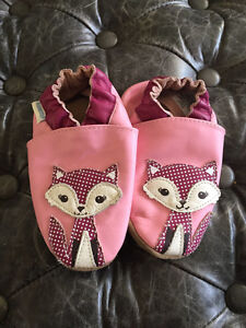 18-24 month new Robeez shoes