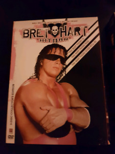 Bret Hart Documentary For Sale