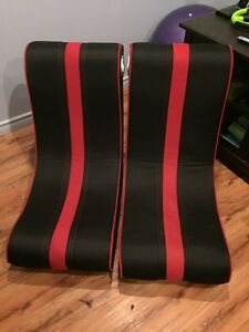 2 Bluetooth gaming chairs x-rocker Peterborough Peterborough Area image 3