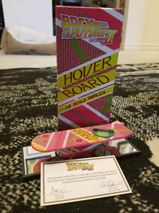 Hoverboard 1:5 Scale Replica - Back to the Future