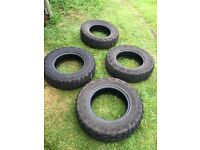 Mud terrain tyres for sale