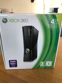 Xbox 360 4GB GO (console only)
