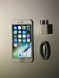 Apple iPhone 6 - 16GB - White Silver - Telus/Koodo