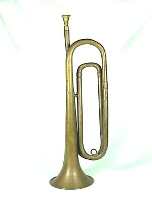 Model 1892 ARMY BUGLE - Maker Marked