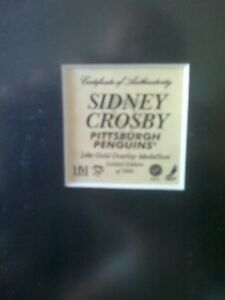 Crosby authentic autographed on ice jersey Edmonton Edmonton Area image 2