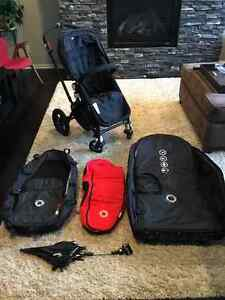 Limited Edition Bugaboo Cameleon w/ accessories