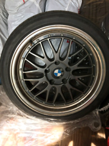 BMW Mags & Tires for sale