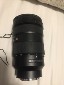 Sony 24-70mm F2.8 GM