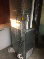 Hvac Installation And Repair, Furances, Duct Work, Gas Lines