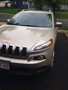 Jeep Cherokee north