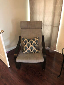 2 x Rocking Arm Chairs from IKEA ($200 for both)
