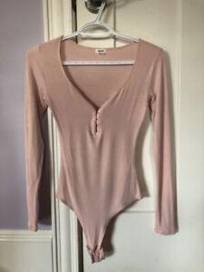 Pink Garage bodysuit