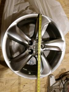 "Factory Lexus 19"" Rims - set of 4 - negotiable"
