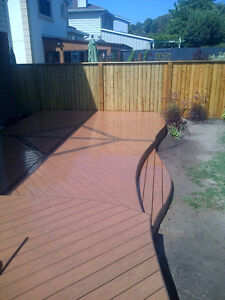 Gate & fence repair.  Deck repairs Kitchener / Waterloo Kitchener Area image 2