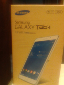 Brand New  !!!  Never Opened  Tablet  Offers