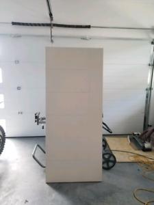 Hollow core door