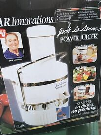 Juicer in the box