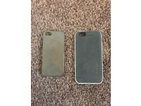 Cases for iPhone 5 and iPhone 6