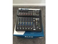 ALTO Professional ZMX122 fx 8-Channel Mixer with Effects