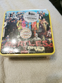 Sgt peppers lonely hearts club band jigsaw