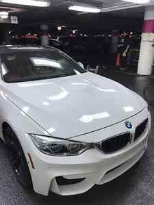 2015 BMW M4 - FULLY LOADED - CARBON PACKAGE - COMME NEUF