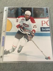 Early Nineties Montreal Canadiens Photos