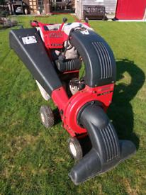 Garden Chipper/Vacuum