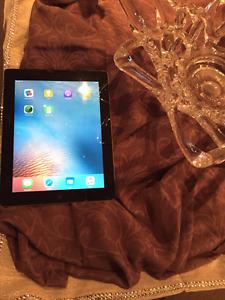 iPad 4 32GB wifi + Cellular Unlocked