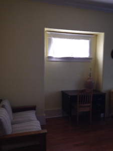 furnished room available OCT 15TH, weekly rent