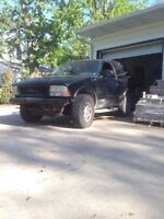 2000 GMC jimmy AS IS
