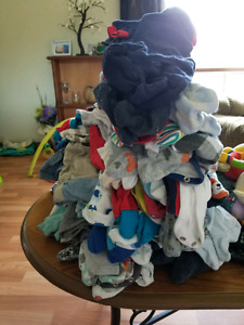 Lot of 0-3 month boys clothing