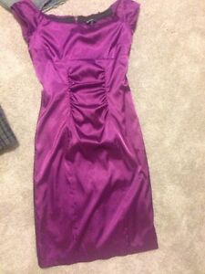 Le chateau cocktail dress size small