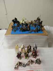 Lord Of The Rings LOTR Action Figures Play Along 2003 Tolkien