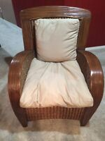 Pier One Imports Wicker Chair