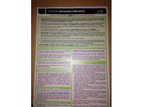 IRISH PASSPORT APPLICATION FORM APS2E