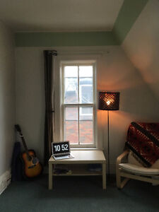 Bachelor Apartment Sublet - May1st to Aug 31st 2017 - $650