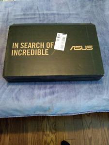 ASUS ZENBOOK FLIP WITH BOX (Touch-Screen Convertible Laptop)