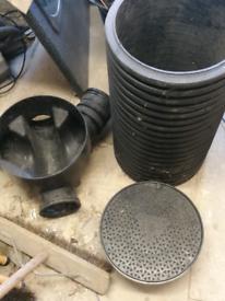 Underground drainage / manholes