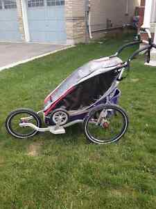 Chariot CX1 - Bike Trailer and Stroller