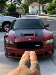 Mint 2006 dodge charger srt8 with 200.000 highway km