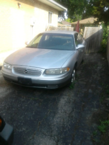 2002 Buick regal supercharged gs