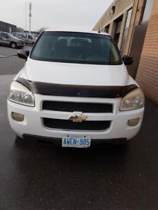2005 Chevrolet Uplander Value Minivan, Van