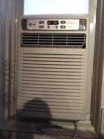 Air climatiser vertical
