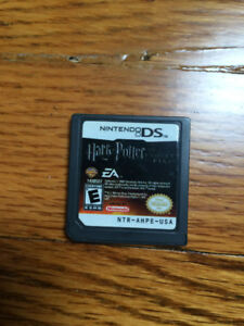 Harry Potter and the Goblet of Fire DS lite game