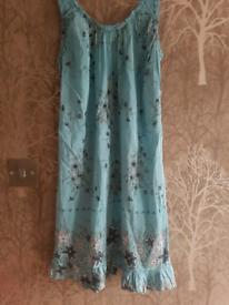 LADIES LONG TOP/DRESS SIZE 12